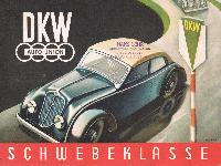 Auto Union - DKW Schwebeklasse