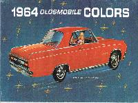 1964 Oldsmobile Colors