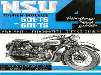 NSU Tourenmodelle