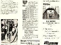 NSU Preisliste 1936