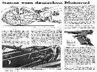 Neues vom deutschen Motorrad