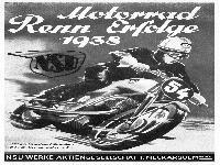NSU Renn-Erfolge 1938