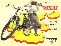 Auf NSU durch deutsches Land