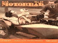 Das Motorrad Nr 22
