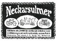 NSU Werbung