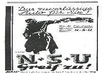 NSU Werbung.