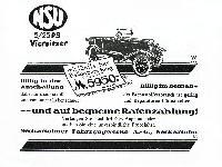 NSU 5/25 PS Werbung