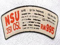NSU 351 OSL