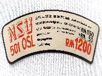 NSU 501 OSL
