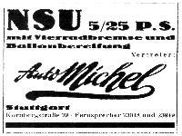 NSU 5/25 PS