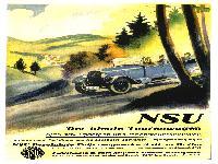 NSU Tourenwagen