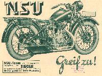 NSU Modelle 1930