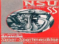 NSU 500 SS