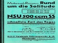 NSU 500 ccm SS