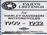 Harley Parts Listings