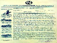 NSU Lieferprogramm 1931