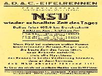 NSU A.D.A.C.-Eifelrennen
