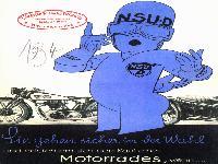 NSU Motorrad-Kauf