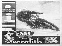 NSU-D Siegerliste 1934