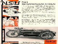 NSU Seitenwagen