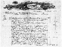 Rechnung - Heinrich Gläser