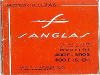 Sanglas Modell 400F und 500S