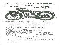 """Prospekt """"Ultima"""""""