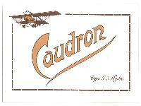 Caudron, Type G3 Hydro
