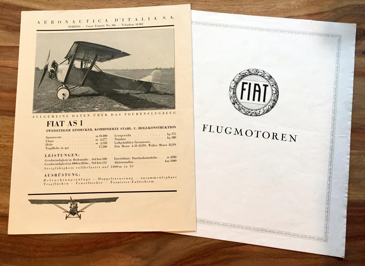 Fiat-Flugmotoren