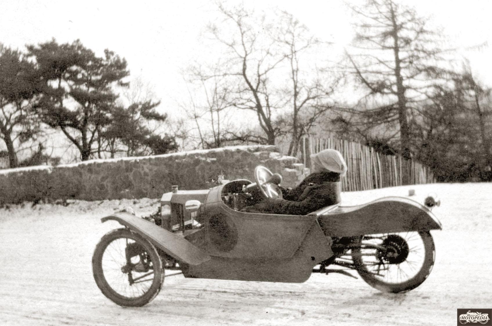Morgan Threewheelers 2