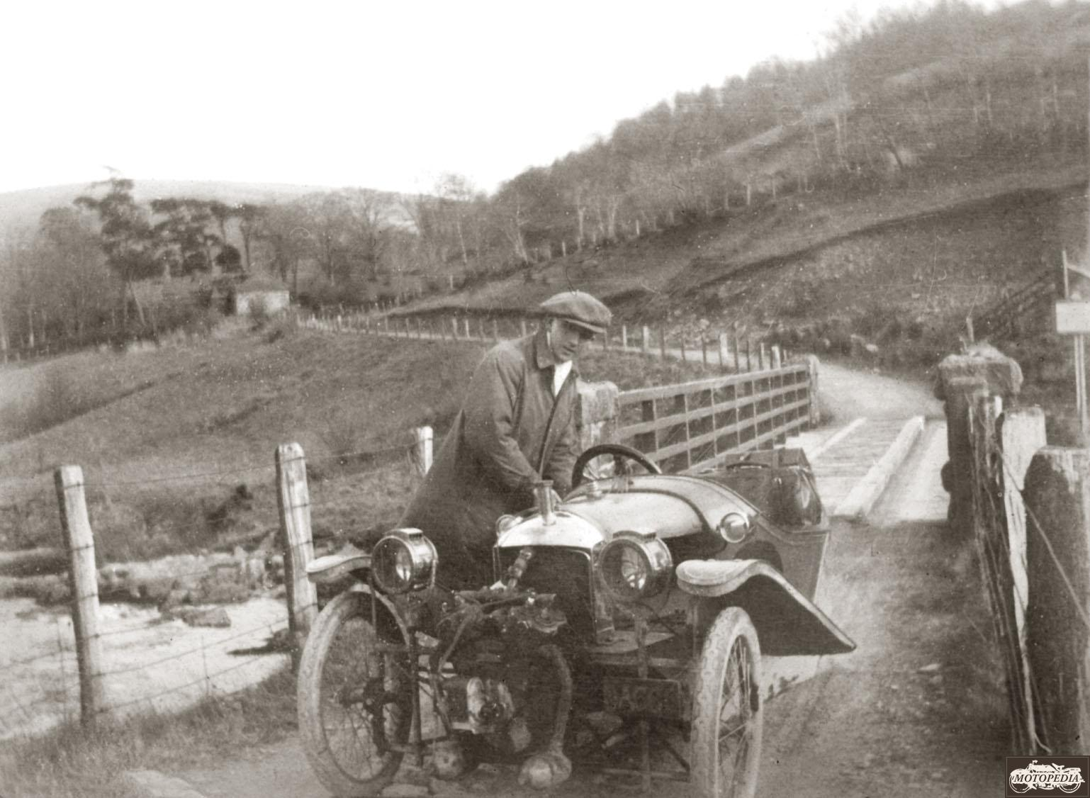 Morgan Threewheelers 4